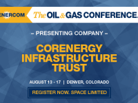 EnerCom's 2017 Conference Day Three Breakout Notes: CorEnergy Infrastructure