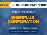 EnerCom's 2017 Conference Day Two Breakout Notes: Enerplus Corp.