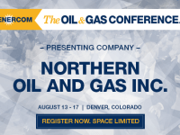 EnerCom's 2017 Conference Day Three Breakout Notes: Northern Oil & Gas