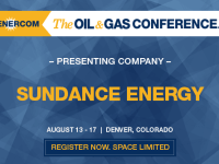 EnerCom's 2017 Conference Day Three Breakout Notes: Sundance Energy