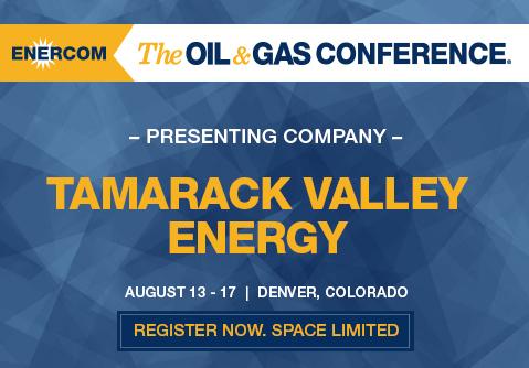 Tamarack Valley Energy Looks to Drill 44 Extended Range Viking Horizontals