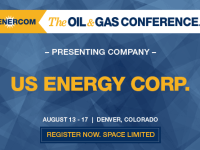 EnerCom's 2017 Conference Day Three Breakout Notes: U.S. Energy Corp.