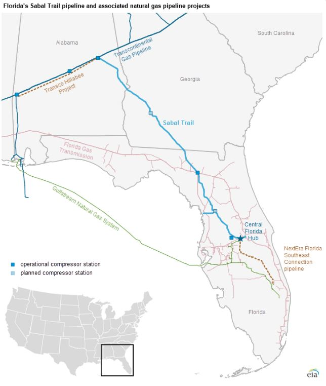 Federal Appeals Court Sides with Sierra Club in Florida Pipeline