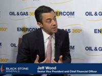 Exclusive Video Interview with Black Stone Minerals SVP & CFO Jeff Wood