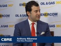 Exclusive Video Interview with CBRE Energy Facilities Group First VP Anthony Albanese