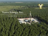 Yuma Energy, Inc. Announces Reaffirmation of its Borrowing Base at $40.5 Million