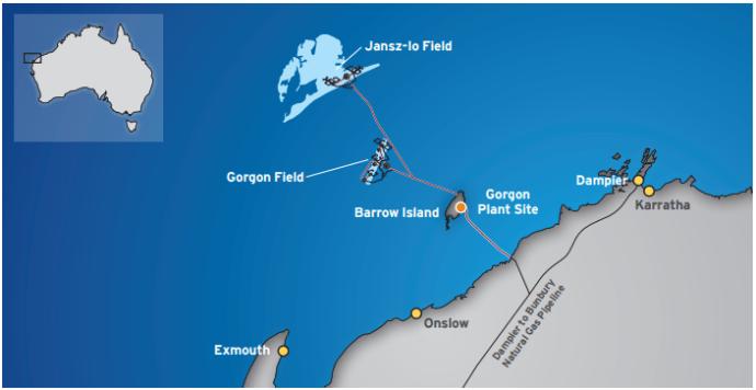 Chevron Starts Up $35 Billion Wheatstone Project: More Australian LNG Hits the Market