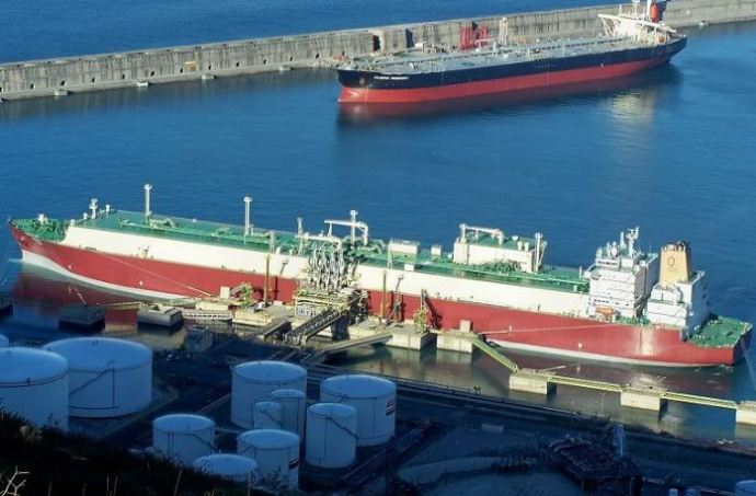 LNG Shippers Have a $45,000-a-Day Problem