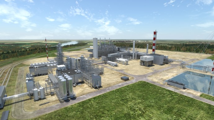 Inter Pipeline Building a $3.5 Billion Propane to Plastics Plant with Help From Canadian Govt.