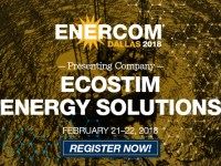 EcoStim Energy Solutions to Present at EnerCom Dallas 2018