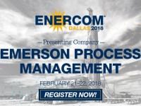 Emerson Process Management to Present at EnerCom Dallas 2018