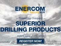 EnerCom Dallas Presenter Superior Drilling Products Showing Technology in ME with Weatherford