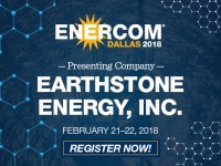 EnerCom Dallas Conference Presenter: Earthstone Energy, Inc.