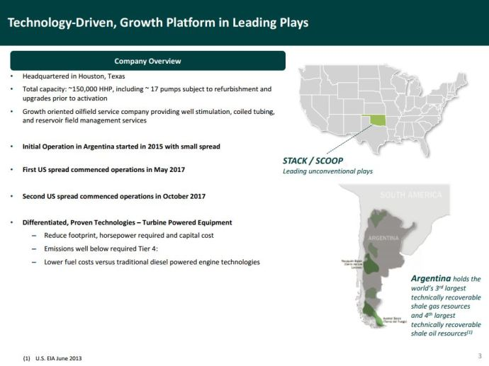 EcoStim Energy Solutions to Present at EnerCom Dallas 2018