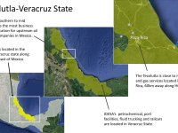 IFR Tecolutla Map