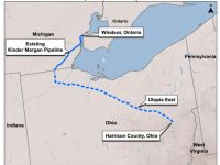 Utica Shale Adds Ethane Takeaway: Kinder Morgan Opens Valve on Utopia Pipeline System