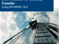 BrandAMP: Whitepaper – Best Practices for Custody Transfer Using API MPMS 18.2