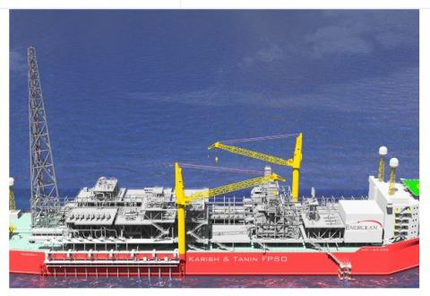 Energean Cleared to Start $1.6 Billion Gas Project – Offshore Israel