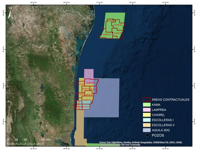 Mexico's National Hydrocarbon Commission's Shallow Water Auction – Round 3.1