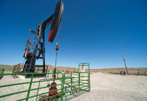 U.S. Rig Count Heads Up to 1,059