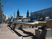 Enbridge Sells U.S. Midstream for $1.1 Billion