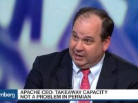 Apache CEO Christmann: Coping with Bottlenecks and Pricing Differentials in the Permian