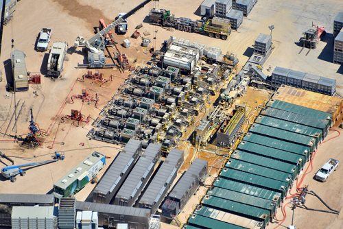 Evolution Well Services to Expand NatGas Electric Pressure Pumping