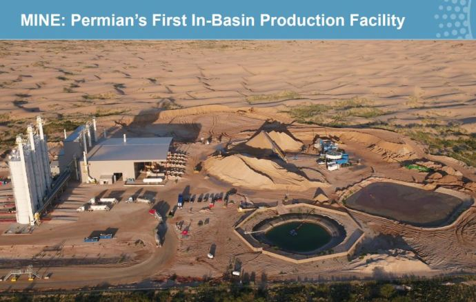 In-Basin Sand Mines are Sprouting Up Fast in Texas and Oklahoma