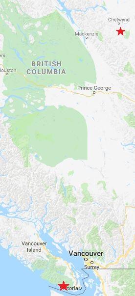 B.C.'s Steelhead LNG Closes In