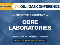 Core Laboratories to Present at The Oil and Gas Conference