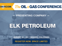 Podcast: Elk Petroleum Managing Director, CEO Brad Lingo
