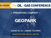 GeoPark Announces New Jauke Gas Field Discovery in Chile