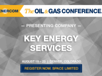 Presenting at The Oil and Gas Conference: Key Energy Services