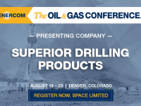 Superior Drilling Products to Present at The Oil and Gas Conference