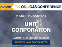 Unit Corporation to Present at The Oil and Gas Conference