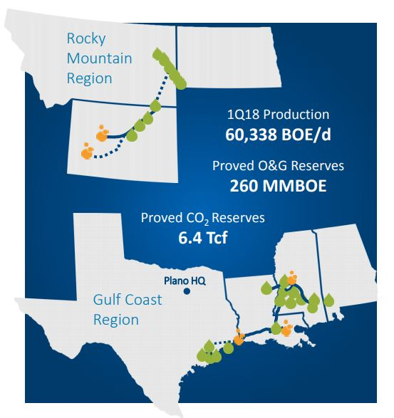 Denbury Resources, Inc. to Present at The Oil and Gas Conference