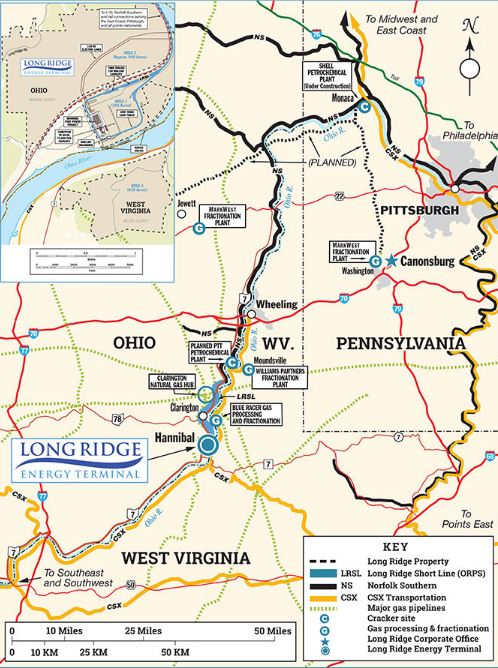 Frac Sand, You Are Now Free to Move about the Marcellus/Utica via Rail and Barge