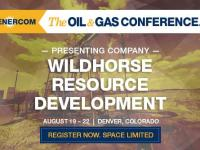 WildHorse Resource Development Reports Strong Q2 Margins As Eagle Ford Pure Play