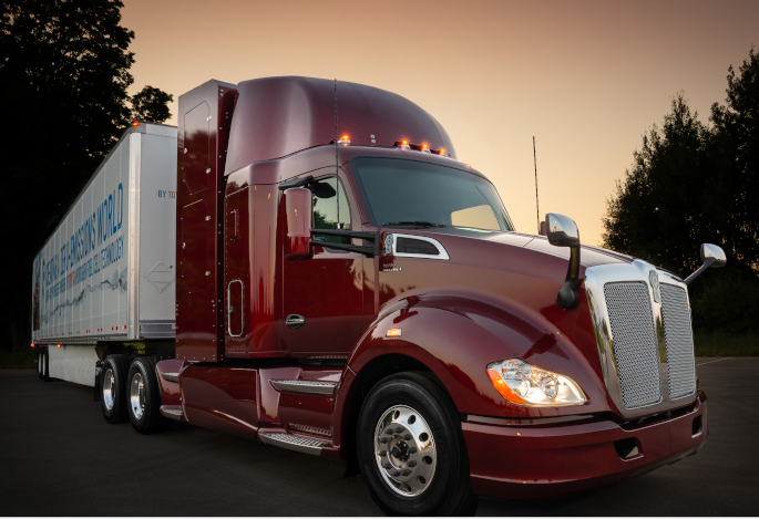Oil & Gas 360 Toyota Tests its Hydrogen-Fueled Truck in North America: 'I Don't Ever See Going Back to Diesel After This' - Driver