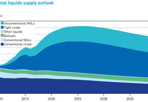 OPEC: U.S. Shale Will Peak in Mid-2025