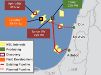 Israel To Resume Tamar Gas Field Production After Gaza Truce