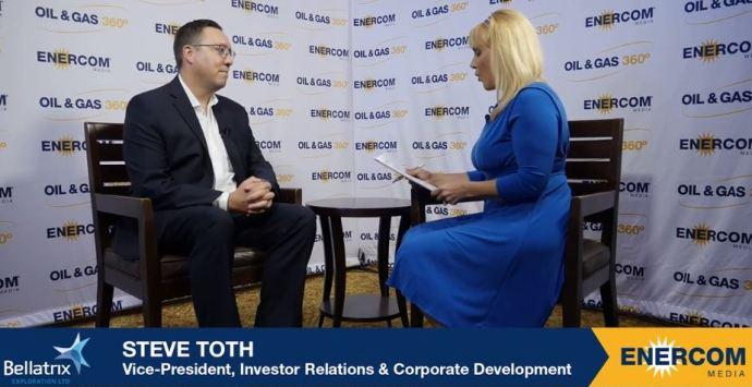Exclusive Interview: Steve Toth, VP investor Relations & Corporate Development Bellatrix Exploration - Oil & Gas 360