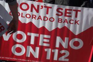 Colorado Ballots Arrive During Massive TV-Radio Ad Blitz
