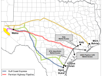 Altus Midstream Snags $825 Million Committed Financing for Permian Highway, Shin Oak NGLs