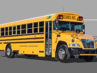 Fuel of the Future: Blue Bird Delivers 5,000th Gasoline-Powered School Bus