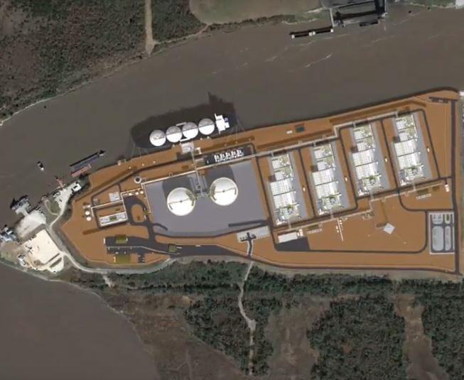 Magnolia LNG proposed plant U.S. - Oil & Gas 360