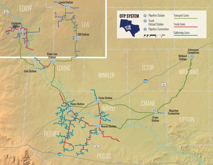 New Permian Deal: Stonepeak Buys Oryx Midstream for $3.6 Billion Cash - Oil & Gas 360