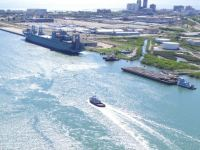 Port of Corpus Christi Begins $380 Million Channel Dig to Add 7 More Feet