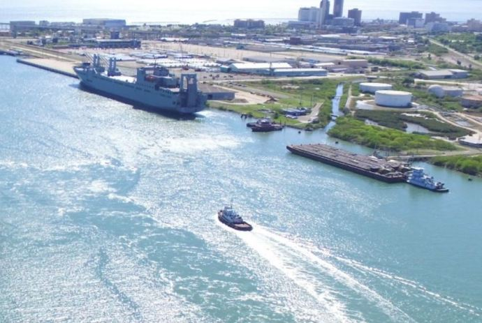 Port of Corpus Christi ship channel deepening - Oil & Gas 360