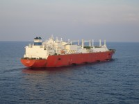 Excelerate Energy's EXCALIBUR LNG carrier (source: PR Newswire)
